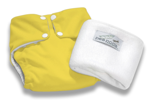 Pea Pods Reusable Nappies